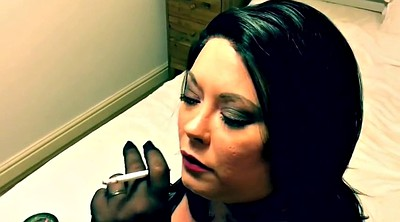 Smoking, Chain, Nylons