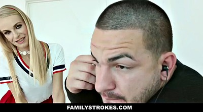 Blonde, Familystrokes, Forbidden, Cheerleaders