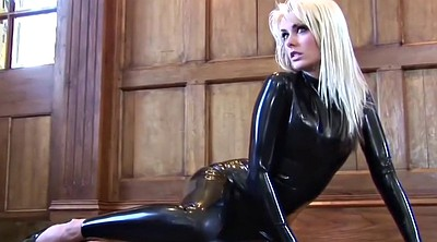 Ebony latex, Latex bdsm, Catsuit