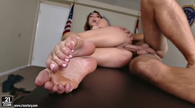 Office foot, Foot lick, Feet lick