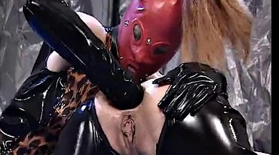 Latex anal, Anal latex