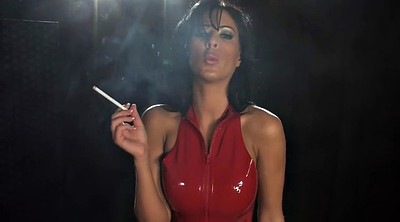 Pov, Smoking, Latex mistress