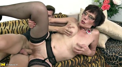 Taboo, Mom n son, Young son, Old mom, Mom horny, Mom & son