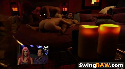 Swingers orgy, Reality show, Crazy
