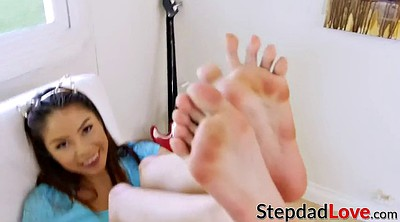 Asian feet, Asian big cock, Asian footjob, Asian foot