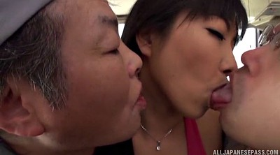 Double, Fixed, Repair, Asian threesome