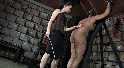 Caning, Mistress slave, Male, Caned