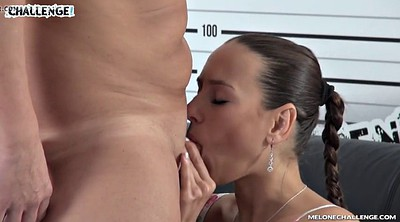 Czech casting, Pussy lick
