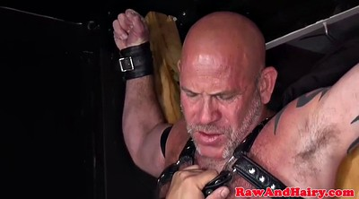 Leather, Mature gay