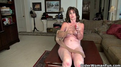 Old pussy, Nylon mature, American, Old granny, Granny mature