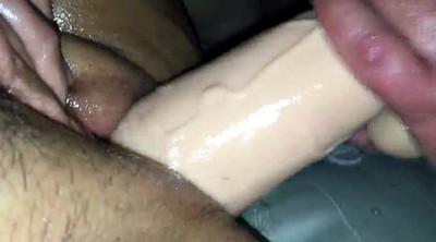 Fisting, Squirt, Huge dildos