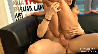 Jizz, Casting couch, Casting anal