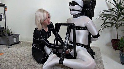 Fleshlight, Rubber, Bound, Bound slave, Dry