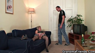 Grannies, Old teacher, Teacher threesome, Granny masturbation, Young old