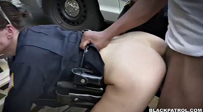 Ass, Chubby, Cfnm, Police, Milf swallow, Big white ass