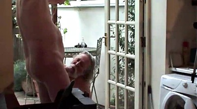 Gay daddy, Abuse, Abused, Mature outdoor, Gay facial, Big toys