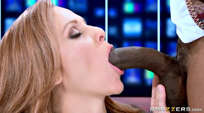 Julia ann, Black cock