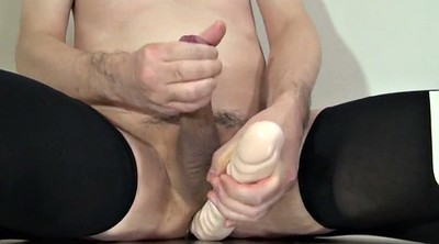 Asian, Asian anal, Anal dildo, Asian double