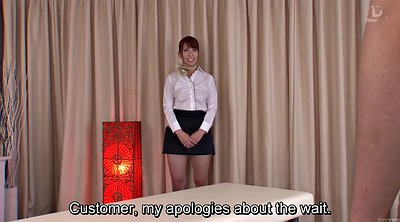Japanese massage, Yui, Subtitle, Massage japanese, Bottomless, Japanese cfnm