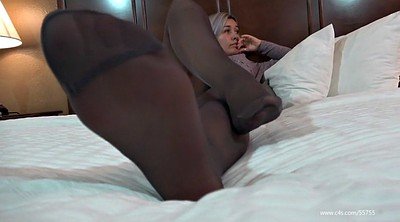 Pantyhose, Nylon foot