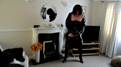 Boots, Pegging, Pvc, Pegged