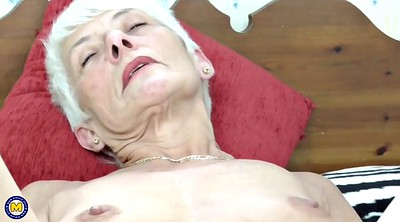 Fingering, Grandmother, Young amateur, Grandmothers