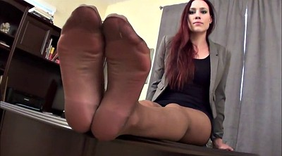 Pantyhose feet, Jerking off, Pantyhose feet fetish