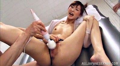 Small, Asian busty, Asian handjob