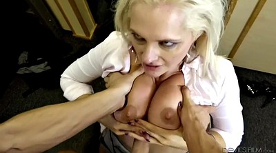 Alena croft, Young milf, Riding cock, Milf young, Chubby young, Big tits at work