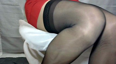 Crossdresser, Stockings