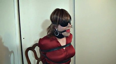 Crossdressing, Sandra, Crossdresser bondage