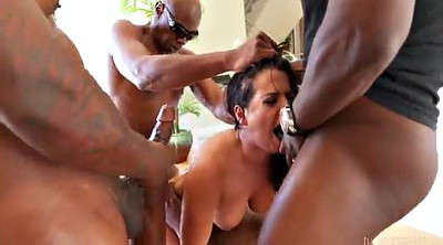 Interracial, Bbc group, Bbc gangbang