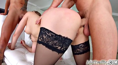 Black anal, Dressed, Dress, Dressing