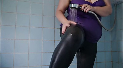 Spandex, Big ass wet