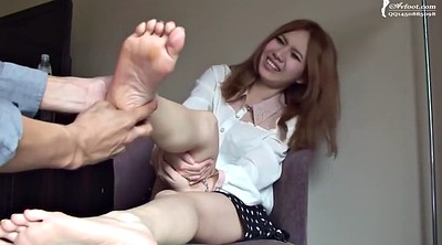 Japanese massage, Asian feet, Japanese feet