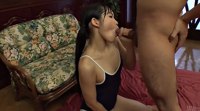 Yui, Japanese handjob, Japanese mouth, Cum in mouth, Japanese cute, Cute japanese