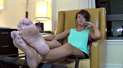 Foot, Sexy milf