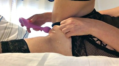 Homemade, Peeing, Squirting milf