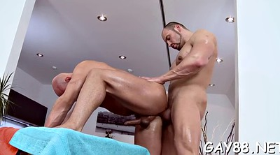 Oiled, Massage gay