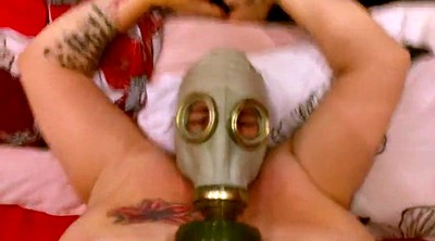 Poppers, Masked, Mask