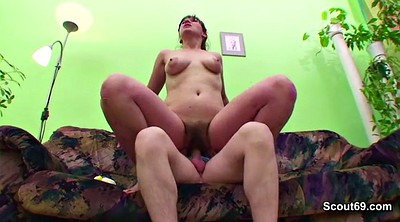 Stepmother, Step son, Seduce milf, Young dad, Old fuck, Dad son