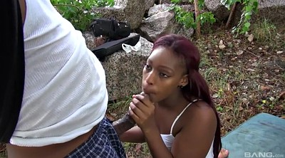 Ebony anal, Outdoor anal, Oiled ebony, Monster cock anal, Monster black cock, Monster anal