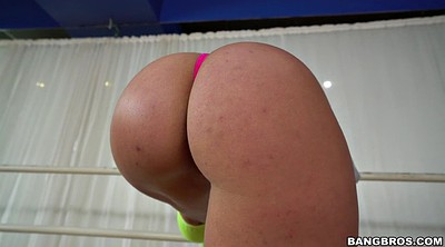 Teen, Flexible, Big ass solo