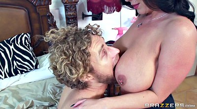 Nipple, Sheridan love, Piercings, Sucking nipple