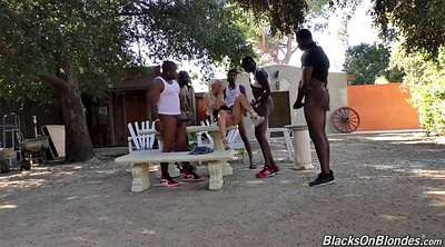 Gangbang creampie, Outdoor creampie, Jane, Ebony handjob, Black outdoor, Big creampie