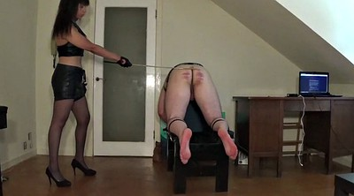 Spanked, Caning, Miss