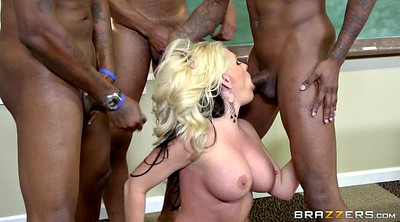 Black gangbang, Teacher