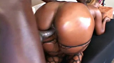 Big black cock anal, Thick ass