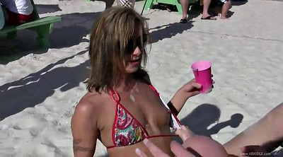 Party amateur, Beach