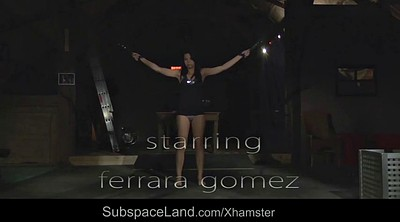 Teenie, Spanked and fucked, Whipping, Submissive, Screaming